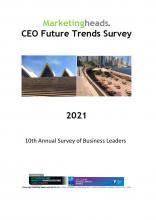 CEO Future Trends Survey 2021-10th Annual